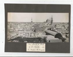 SYRIE 5 PHOTOS TIREES D'UN ALBUM (DAMAS  ET PALMYRE) 1939 - Places