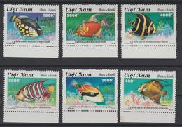 VIETNAM  1995  Ovpt :  SPECIMEN   FISH / POISSON  **MNH  Réf  95D - Vietnam
