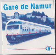 GARE DE NAMUR - Histoire