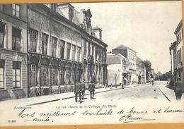Op 494: Audenarde La Rie Haute Et Le Collège St. Marrie > Schelde - Oudenaarde