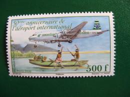 POLYNESIE YVERT POSTE ORDINAIRE N° 929 TIMBRE NEUF** LUXE - MNH - FACIALE 4,19 EUROS - Polynésie Française