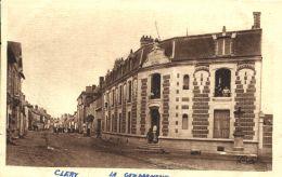 N°63307 -cpa Cléry -la Gendarmerie- - Police - Gendarmerie