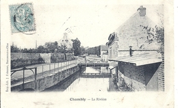 OISE - 60 - CHAMBLY - La Rivière - Autres Communes