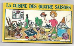 LA CUISINE DES QUARE SAISONS 102 PAGES - Books, Magazines, Comics