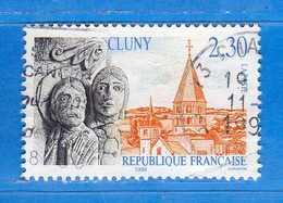 Francia ° - 1990 -   - Yvert N° 2657.  Oblitérés.   Vedi Descrizione. - France