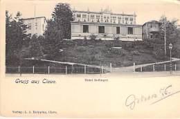 DEUTSCHLAND Allemagne ( RNW ) CLEVE Kleve - Hotel BOLLINGER - CPA - Germany Duitsland Alemania Germania - Kleve