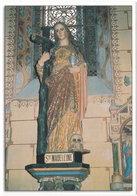 11. Gf. RENNES-LE-CHATEAU. La Statue De Sainte Madeleine Dans L'église - Altri Comuni