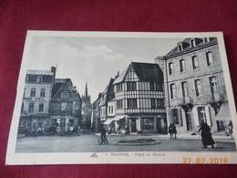 CPA - Paimpol - Place Du Martrai (carte N° 1) - Paimpol