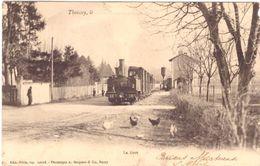 Thoissey La Gare - Autres Communes