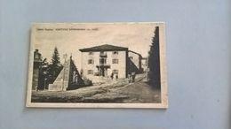 CARTOLINA ABETONE SERRABASSA - HOTEL REGINA - Pistoia
