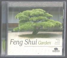 CD FENG SHUI GARDEN MUSIC & NATURE SOUNDS NEUF SOUS BLISTER & RARE - New Age
