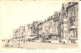 Middelkerke - La Digue - De Zeedijk - Middelkerke