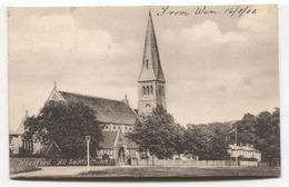 Woodford, London Suburbs - All Saints Church - 1905 Used Postcard - London Suburbs