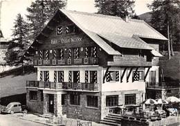 06-VALBERG- LE CHÂLET SUISSE HÔTEL RESTAURANT - Autres Communes