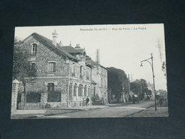 SANNOIS   1920 /   RUE & LA POSTE  ......  EDITEUR - Sannois