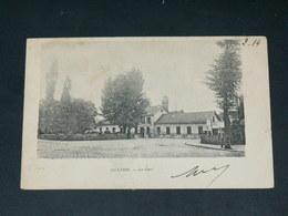 SANNOIS   1920 /    GARE  ......  EDITEUR - Sannois