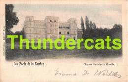 CPA LES BORDS DE LA SAMBRE CHATEAU DORLODOT A FLOREFFE NELS SERIE 17 NO 4 - Floreffe