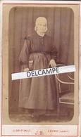 BONNY Sur LOIRE 1880/90 - Photo CVD D'une Paysanne ( Loiret ) - Lieux