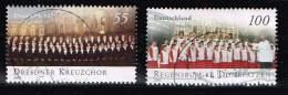 Bund 2003, Michel# 2319 - 2320 O EM Aus Block 61 - [7] République Fédérale