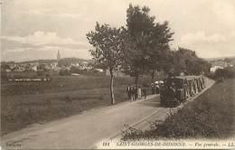 - Charente Maritime - Ref-H283 - Saint Georges De Didonne - St Georges De Didonne - Train - Trains - Ligne Chemin De Fer - France