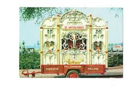 Cpm - PAYS-BAS - NOORD HOLLAND - PURMEREND - Draaiorgel De Waterlander - Orgue Orgues Orgel Organ - Purmerend
