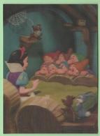 Disney Biancaneve Snow White Blanche Neige And Seven Dwarfs Nains - Disneyland