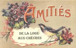 10 - AUBE / Fantaisie Moderne - CPM - Format 9 X 14 Cm - 101948 - La Loge Aux Chèvres - France