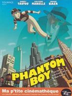 Dossier De Presse Phantom Boy Gagnol Alain Felicioli Jean-Paul 2015 - Livres, BD, Revues