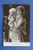Cartolina Cinema Muto - Attrice Madge Bellamy 1925 Ca. - Andere