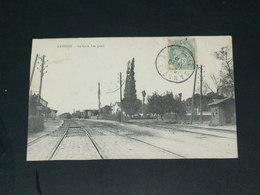 SANNOIS   1920 /    QUAIS DE GARE     ......  EDITEUR - Sannois