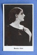 Cartolina Cinema Muto - Attrice Marcella Albani - 1925 Ca. - Sonstige
