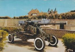 ARROMANCHES  -LANDING CRAFT GUN BARGE - Equipment