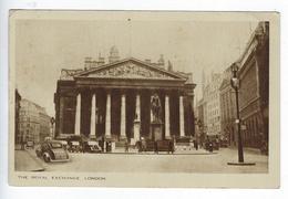 CPA The Royal Exchange London D.F. & S. 1946 - London