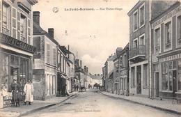 """¤¤  -   LA FERTE-BERNARD   -  Rue Victor-Hugo   -  Maison """" BRUNET - CHATEAU  -  Quincaillerie """" A. GESLAND """"    -  ¤¤ - La Ferte Bernard"""