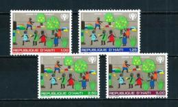 Haití  Nº Yvert  A-586/9  En Nuevo - Haití