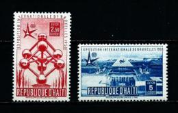 Haití  Nº Yvert  A-121/2  En Nuevo - Haití