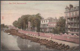 The Mall, Hammersmith, London, 1912 - Stengel Postcard - London Suburbs