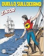 Zagor N 606 '' Duello Sull'oceano '' - 2011 - Zagor Zenith