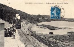 ENVIRONS DE MORLAIX LE DOURDUFF LA GARE ET LA VALLEE - France