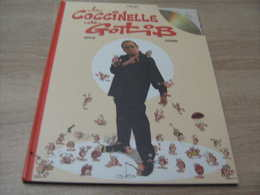 La Coccinelle De Gotlib Album + DVD - Gotlib