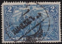 Deutsches Reich  .    Michel      .     79         .      O         .        Gebraucht  Mit Falz - Deutschland