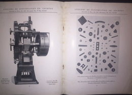 Machines A Comprimier Courtoy . Tablet Machines Catalog - Tools
