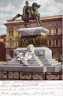 H 219  - Milan - Monument à Victor-Emmanuel II - Monumento A Vittorio-Emanuele II - Milano (Milan)