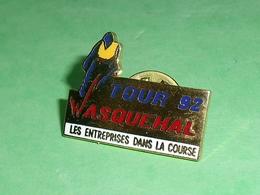 Pin's / Cyclisme , Vélo : Tour 92  , Wasquehal   TB1X - Wielrennen