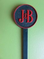 143 - Touilleur - Agitateur - Mélangeur à Boisson - Scotch Whisky - J & B - Swizzle Sticks