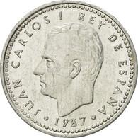 Monnaie, Espagne, Juan Carlos I, Peseta, 1987, TTB+, Aluminium, KM:821 - [ 5] 1949-… : Royaume