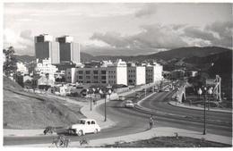 POSTAL     CARACAS  -VENEZUELA   - VISTA PARCIAL  (VUE PARTIELLE  -PARTIAL VIEW) - Venezuela