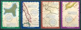 1991 Chrismas Island Mappe Cartes Maps MNH** Ab9 - Christmas Island