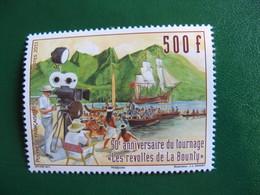 POLYNESIE YVERT POSTE ORDINAIRE N° 972 TIMBRE NEUF** LUXE - MNH - FACIALE 4,19 EUROS - Polynésie Française