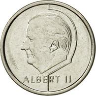 Monnaie, Belgique, Albert II, Franc, 1997, Bruxelles, TTB, Nickel Plated Iron - 1993-...: Albert II